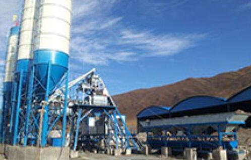贵州遵义丰诚混凝土有限公司搅拌站项目